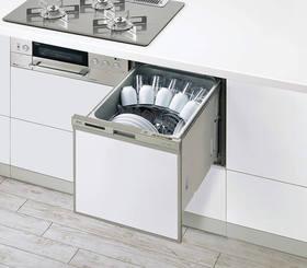 ビルトイン食洗機 スライドオープンタイプ(RSW-404A)