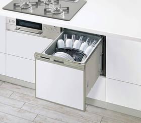 ビルトイン食洗機 スライドオープンタイプ(キッチン奥行60cm対応機)